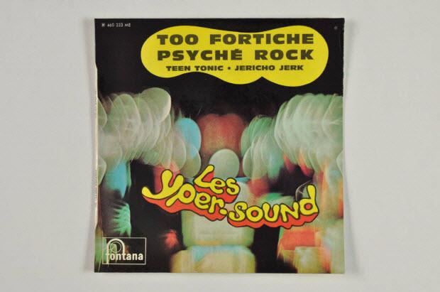 pochette de disque - Psyché rock