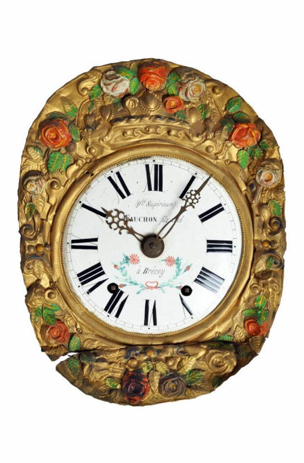 horloge au sol - horloge comtoise
