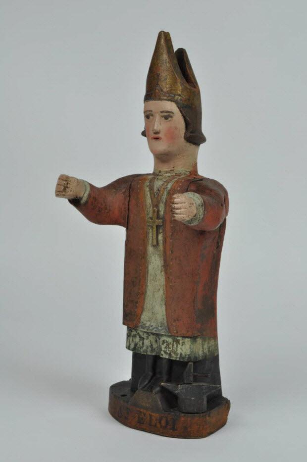 statue - saint Eloi
