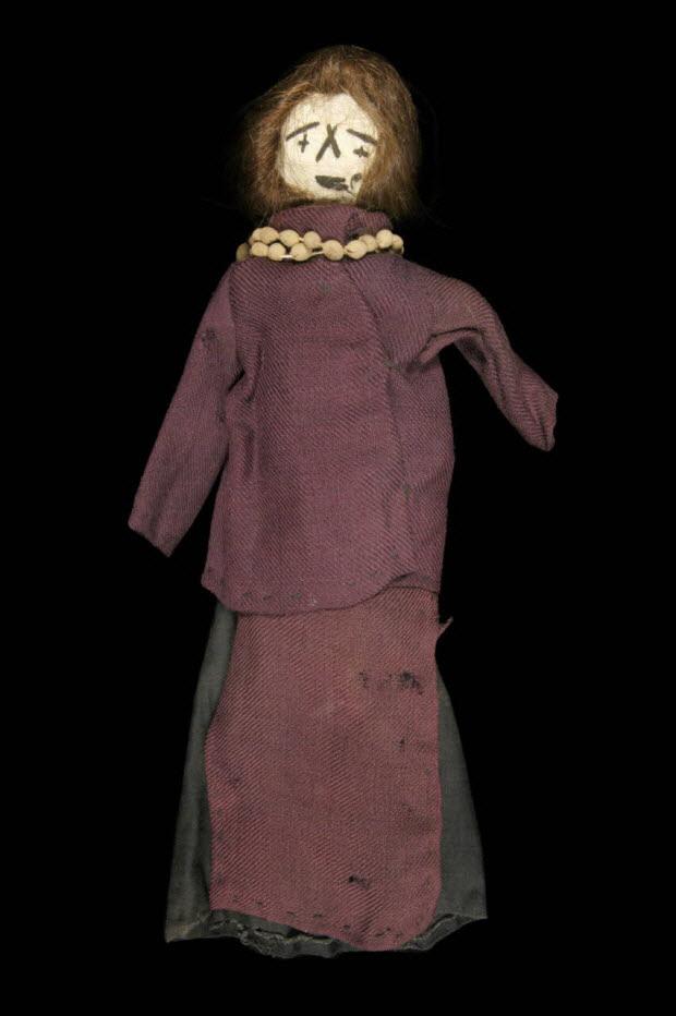 poupée de chiffon