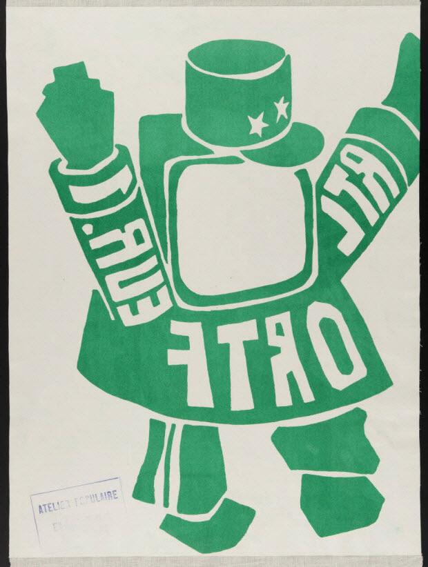 affiche - ORTF EUR.1 RTL