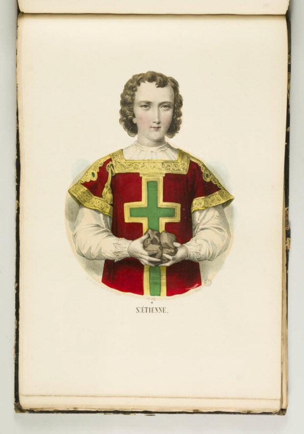 album - ST. ETIENNE.