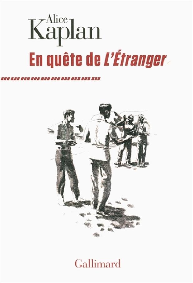 """Livre - En quête de """"L'étranger"""""""
