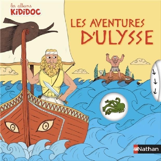 Livre - Les aventures d'Ulysse