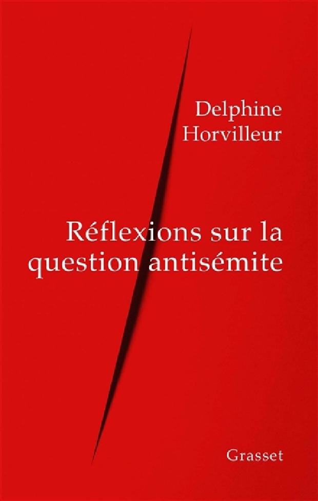 Livre - Réflexions sur la question antisémite