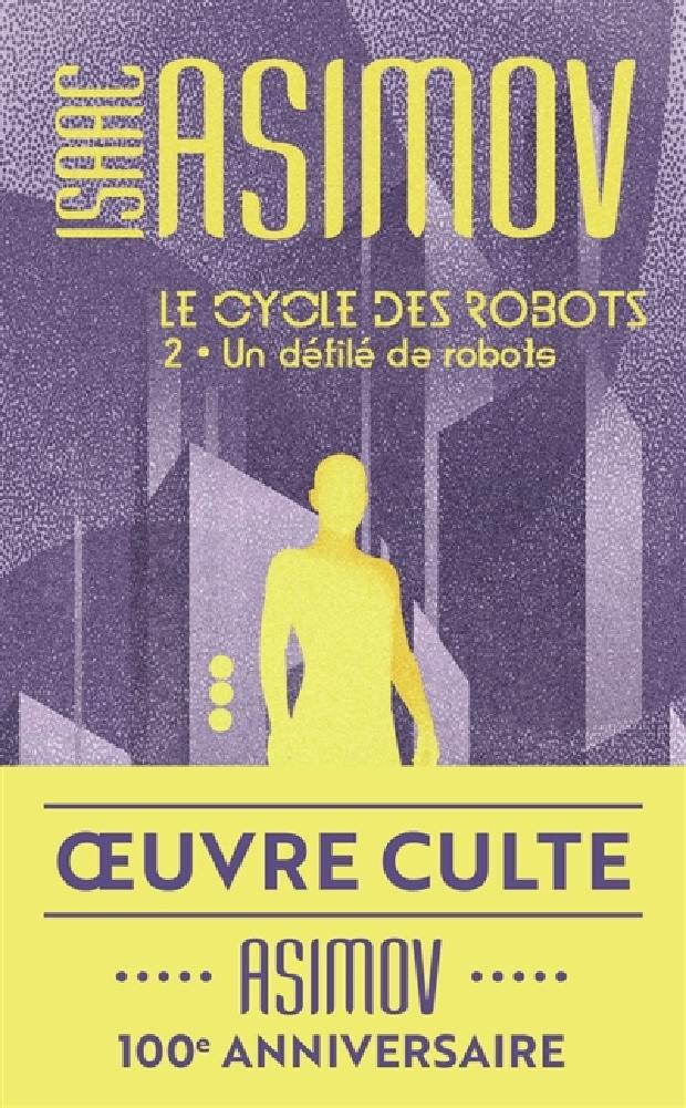 Livre - Un défilé de robots