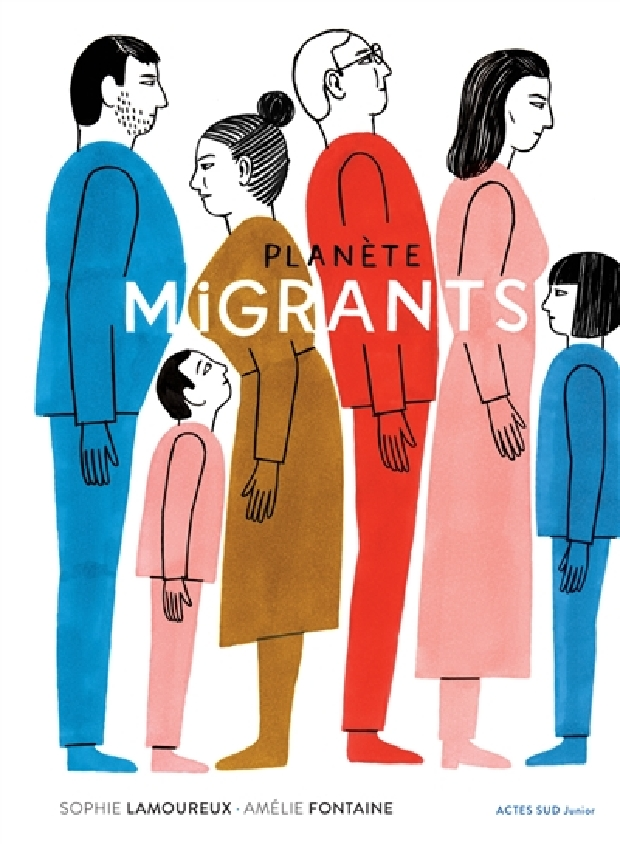 Livre - Planète migrants