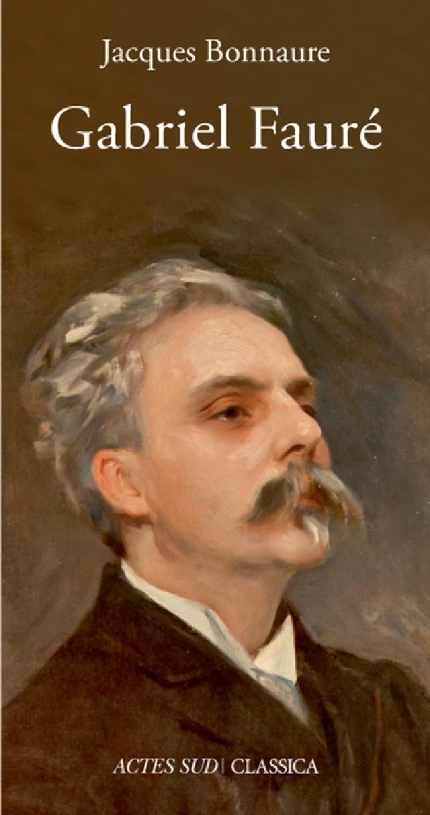 Livre - Gabriel Fauré