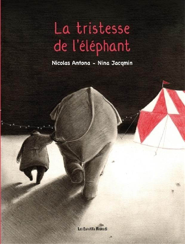 Livre - La tristesse de l'éléphant