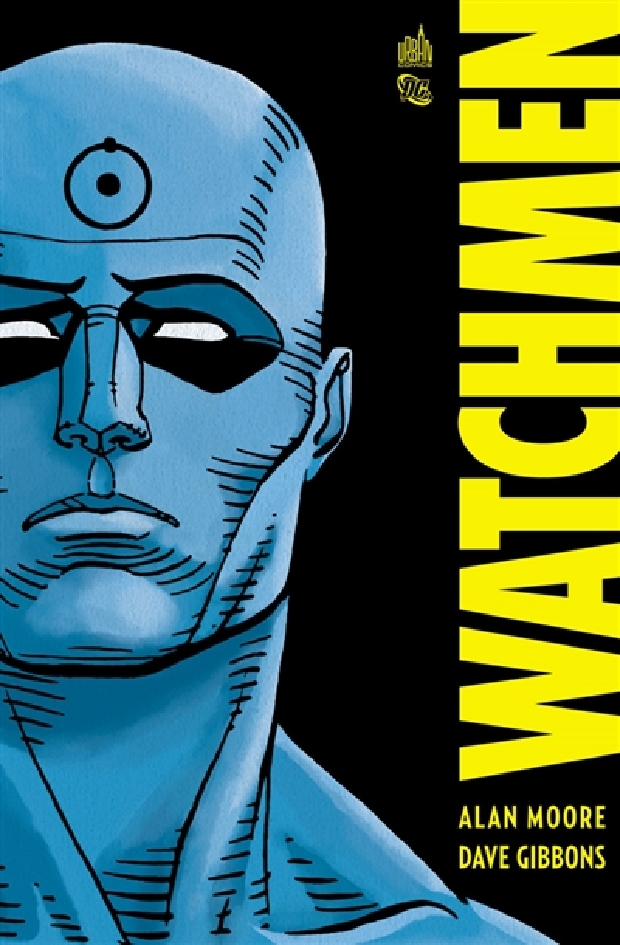 Livre - Watchmen