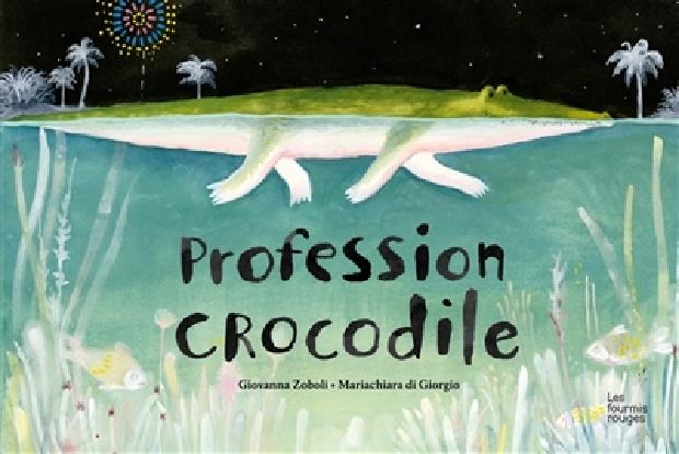 Livre - Profession crocodile