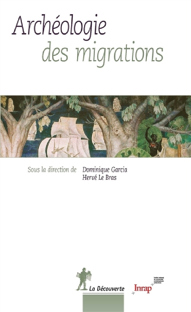 Livre - Archéologie des migrations
