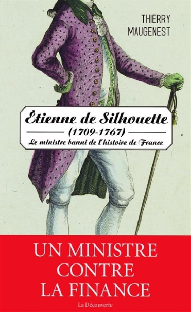 Livre - Étienne de Silhouette (1709-1767)