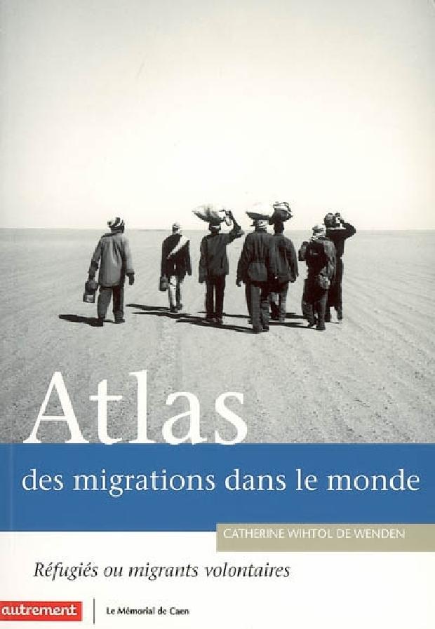 Livre - Atlas des migrations