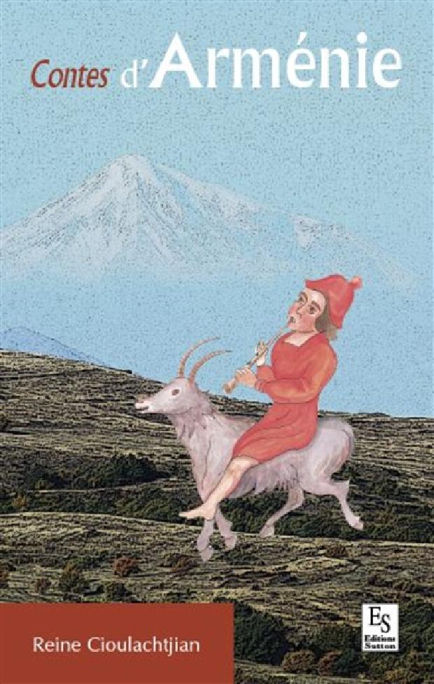 Livre - Contes d'Arménie