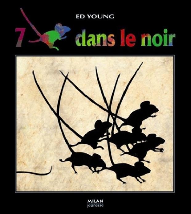 Livre - Sept souris dans le noir