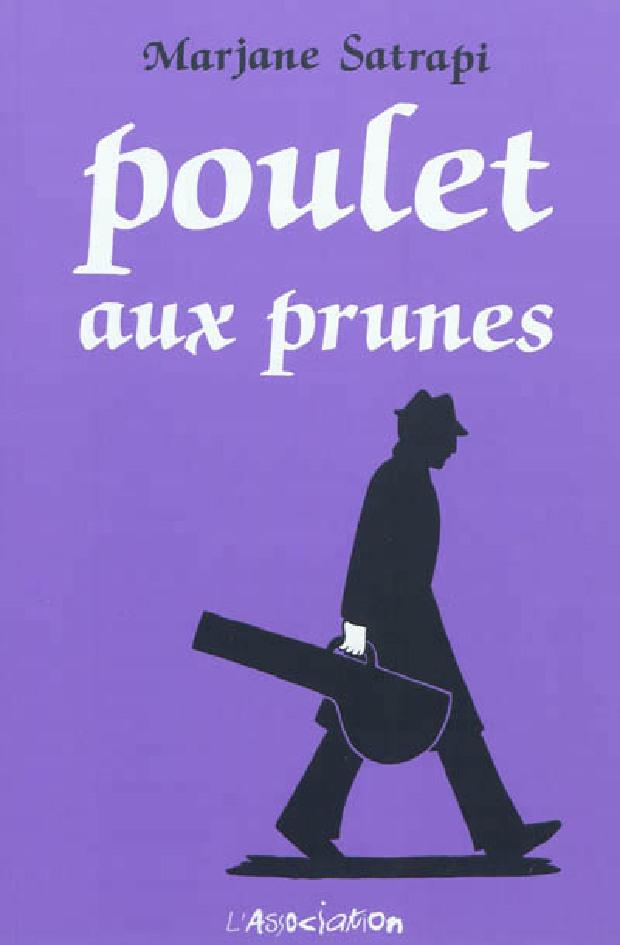 Livre - Poulet aux prunes