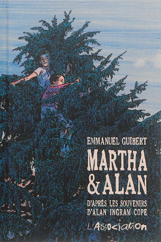 Livre - Martha & Alan