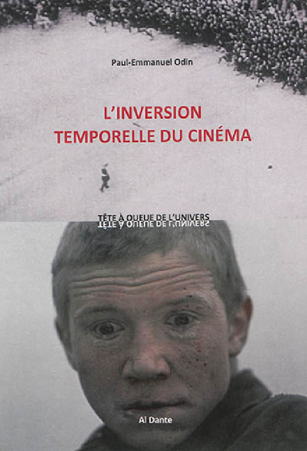 Livre - L'inversion temporelle du cinéma