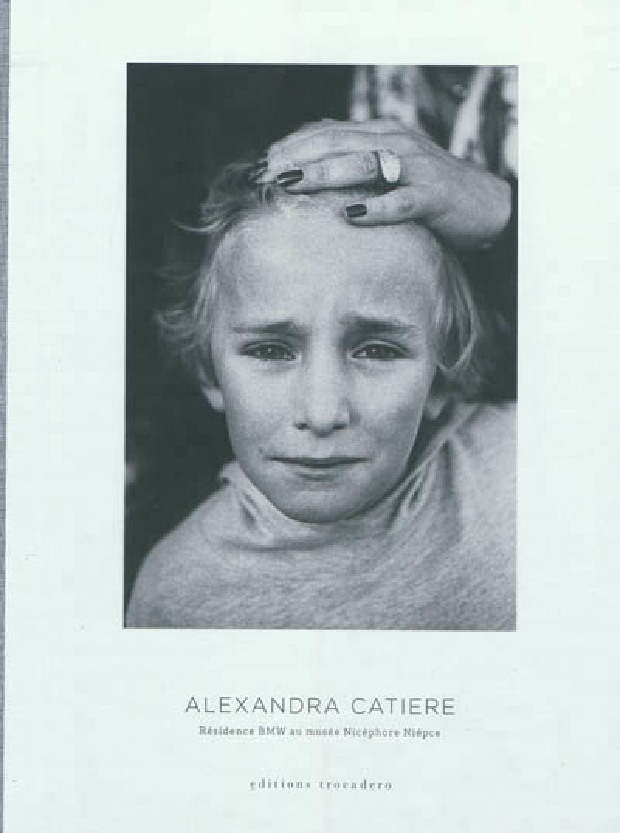 Livre - Alexandra Catiere, Résidence BMW au Musée Nicéphore Niépce