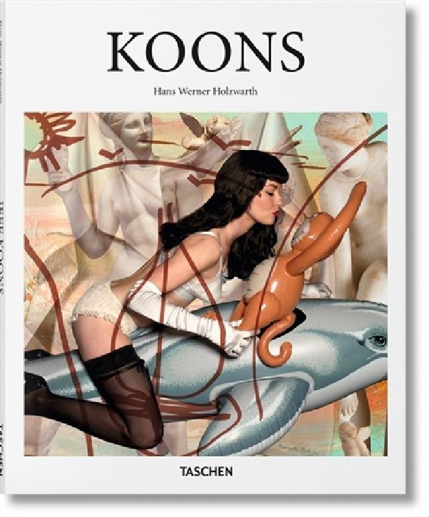 Livre - Jeff Koons