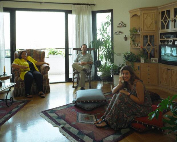 tirage photographique - Alexandrie Famille 14E
