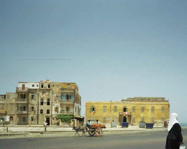 tirage photographique - Alexandrie Paysage 14