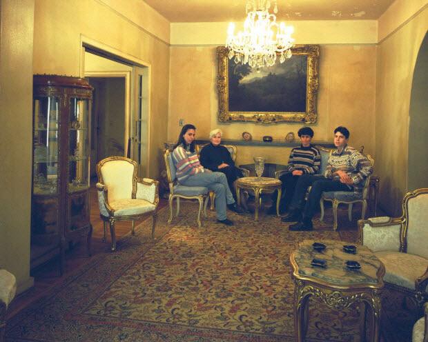 tirage photographique - Alexandrie Famille 3A