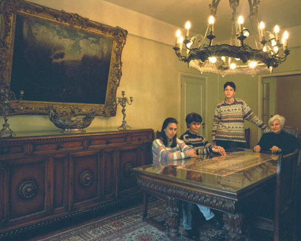 tirage photographique - Alexandrie Famille 3C