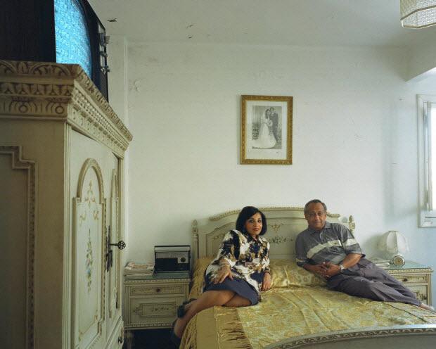tirage photographique - Alexandrie Famille 6E