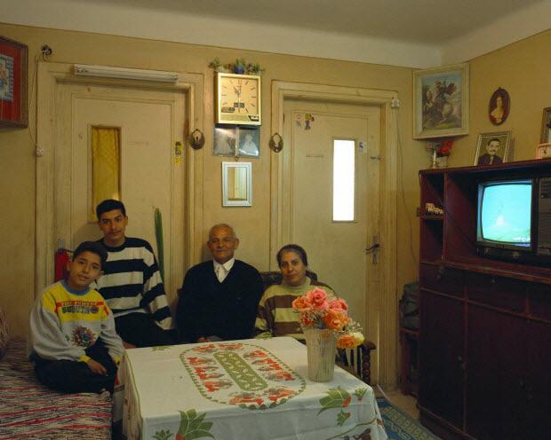 tirage photographique - Alexandrie Famille 11A