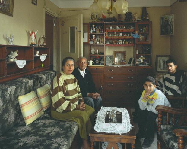 tirage photographique - Alexandrie Famille 11B