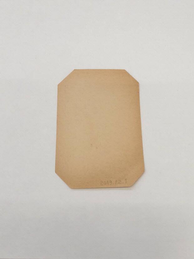 étiquette de bouteille - Eau de Cologne des Pharaons