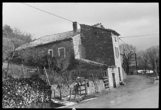 photographie - Maison du chantier 1425