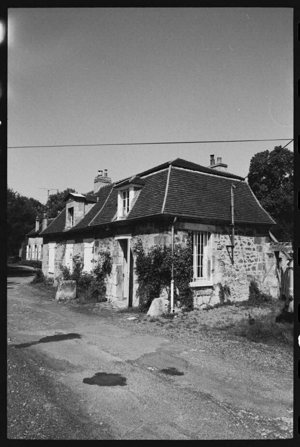 photographie - MNATP. Chantier 1425. Enquête sur l'architecture rurale de la France (1973 - 1990)