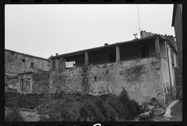 photographie - MNATP. Chantier 1425. Enquête sur l'architecture rurale de la France (seconde phase : 1973-1990)