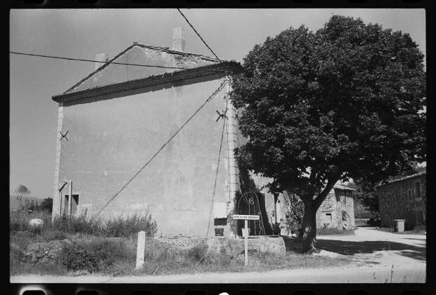 photographie - MNATP. Chantier 1425. Enquête sur l'architecture rurale de la France (1968-1990)
