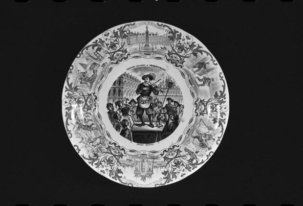 photographie - Assiette plate