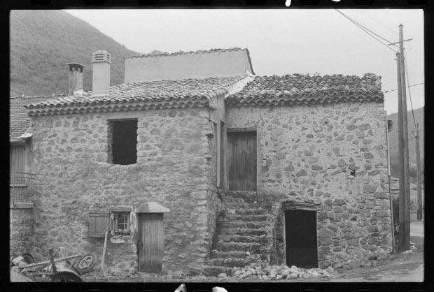 photographie - Maison à toit à un versant