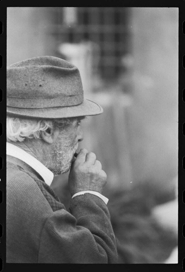photographie - Portrait du fermier