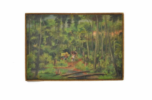 tableau - Guyane Fse - Broussiers