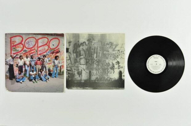 disque 33 tours - BOBO