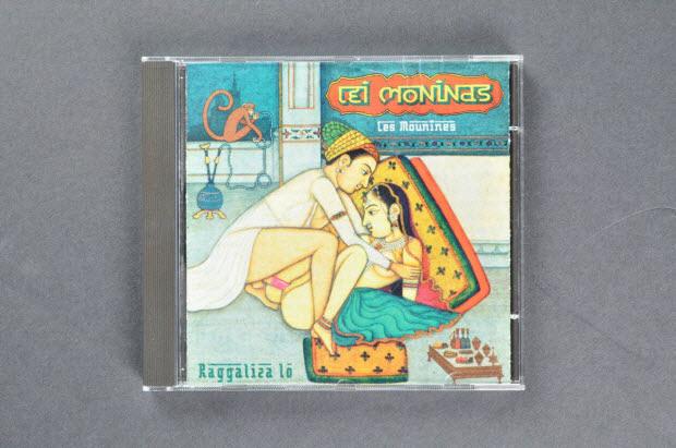 CD (compact disque) - Lei Moninas / Les Mounines