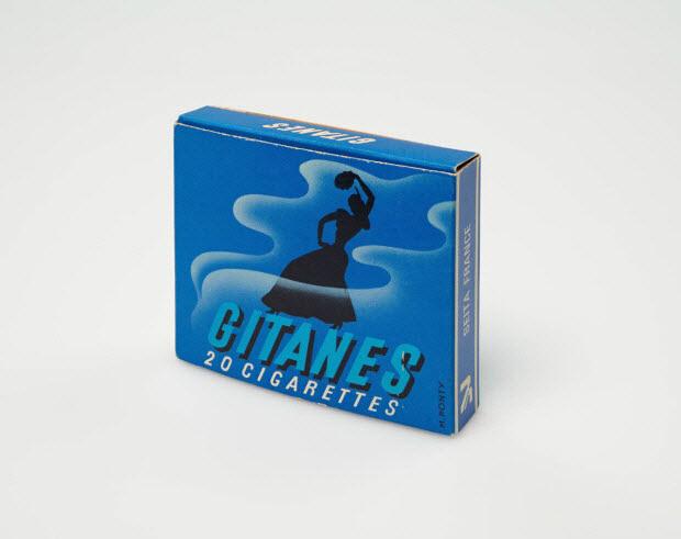 paquet de cigarettes - Gitanes