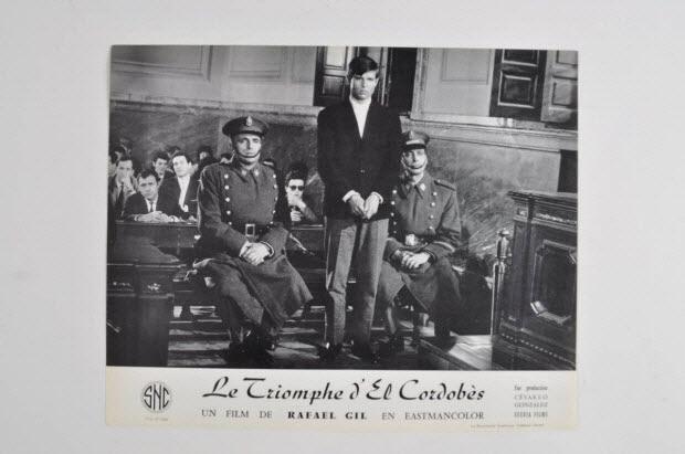 """photographie - """"Le triomphe d'El Cordobès"""""""