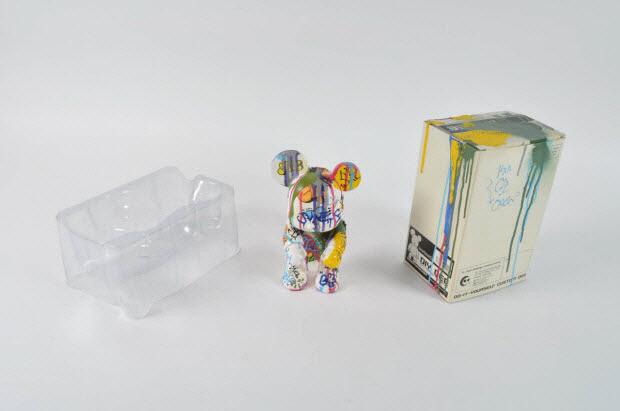 figurine - Qee customisé