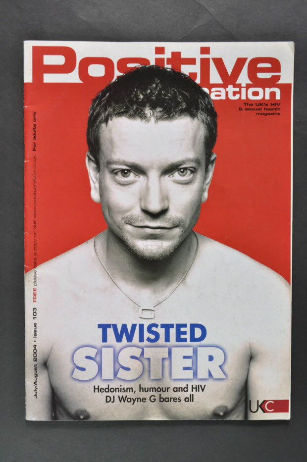 """revue - """"Twisted sister Hedonism, humour and HIV"""" (« Twisted Sister ». Hédonisme, humour et VIH )"""