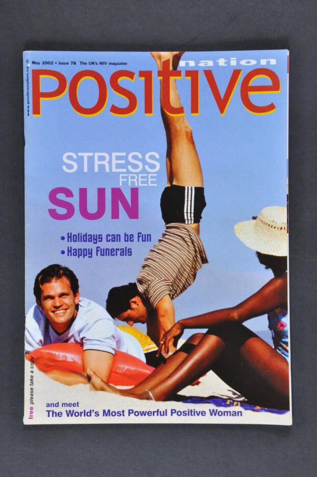 revue - Positive nation, mai 2002, n° 78, Stress free sun