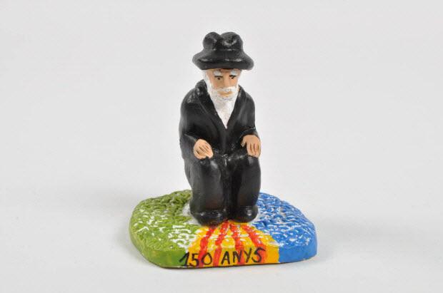 figurine de crèche - Caganer