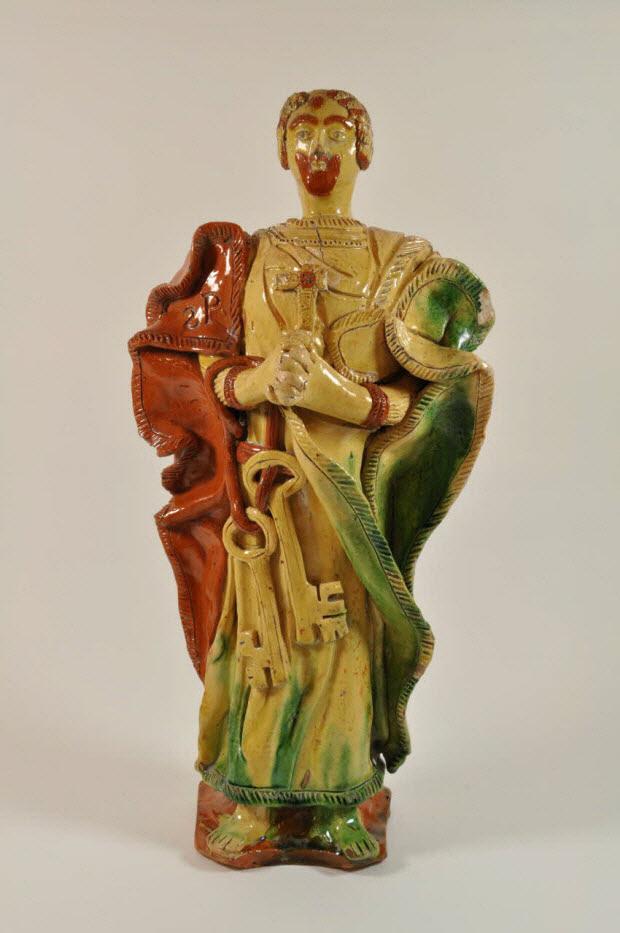 statuette de dévotion - Saint Pierre